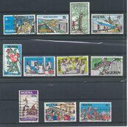 Nigeria  Y/T     Tussen 487 En 496    (O) - Nigeria (1961-...)