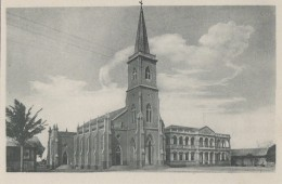 Afrique - Mozambique - Beira - Ex Portugal - Cathedral E Escola Das Artes E Oficios - Ecole Des Arts Et Métiers - Mozambique