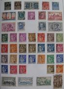 LOT VL4380/2 - 1930/1938 - 116 Timbres Neufs* Et Oblitérés (mini-charnières) - Cote Supérieure à 480,00 € - Nuovi