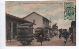 THIES (SENEGAL) - UNE RUE - Senegal