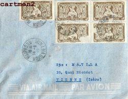 LETTRE INDOCHINE VIETNAM HAÏPHONG VIET-NAM - Indochine (1889-1945)