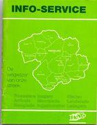 Brochure Info Service Roeselare Met Deelgemeenten - Prácticos