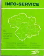 Brochure Info Service Roeselare Met Deelgemeenten - Practical