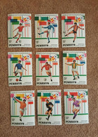Penrhyn. 1982. Sport. FIFA World Cup 82 - Penrhyn
