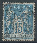 Lot N°37224   N°101, Oblit Cachet à Date De PARIS (R. Milton) - 1876-1898 Sage (Type II)