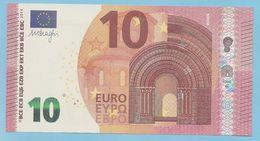 RARE 10 EURO U007A1 CHARGE 23 UNC - EURO