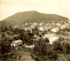 Etobon General View France Vintage Photo Stereo View 1901 StereoView - Stereoscoop