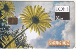 GREECE - LOFT/Shopping House, Member Card, Sample - Andere Sammlungen