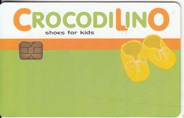 GREECE - Crocodilino, Member Card, Sample - Andere Sammlungen