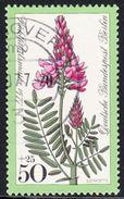 !b! BERLIN 1977 Mi. 558 USED SINGLE (a) - Grassland Flowers - [5] Berlin