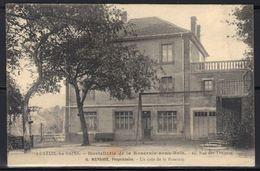 Hostellerie De La Roseraie-sous-Bois, G. Menigoz Propriétaire. - Luxeuil Les Bains