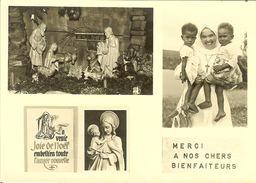 """CP De DIFFERT - MESSANCY """" Institut De Nazareth """" - Messancy"""