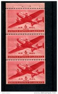 271642726 USA POSTFRIS MINT NEVER HINGED POSTFRISCH EINWANDFREI SCOTT C25a Twin Motored Transport Plane - 2b. 1941-1960 Ungebraucht