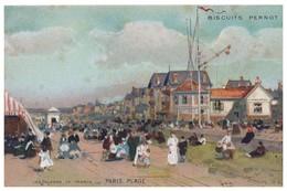 62 - LE TOUQUET PARIS-PLAGE . BISCUIT PERNOT - Réf. N°4250 - - Le Touquet