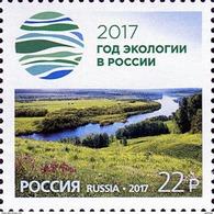 2017-2228 1v Russia Russland Russie Rusia  Year Of Ecology  Mi 2446 MNH - 1992-.... Federazione
