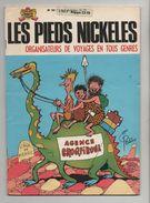 LES PIEDS NICKELES N°50 - Organisateurs De Voyages En Tous Genres - Pieds Nickelés, Les