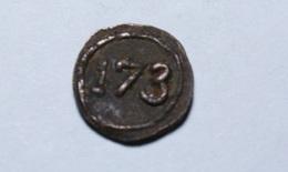 British India.Pice 173? .copper - Inde