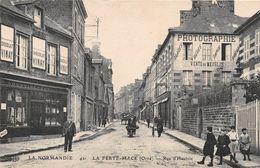 LA FERTE MACE - Rue D'Hautvie - La Ferte Mace