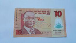 NIGERIA 10 NAIRA 2009 - Nigeria