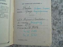 Manuel Du Gradé D'infanterie 2 Eme Regiment Aerostier Edition 1923 - 1939-45