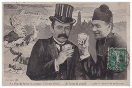 "24 - EN PERIGORD . UN "" BRILLANT "" COMBATANT . Abbé N. Chabrol De Périgueux - Réf. N°4270 - - Périgueux"