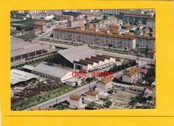 CPSM  - CHALONS SUR MARNE - Zone Industrielle - Ateliers DEGRAEVE & COULHON - Châlons-sur-Marne
