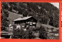 EVA-20  Hotel-Pension Bietschhorn In Kippel. Lötschental. Stempel Hotel In Kippel. GElaufen - VS Valais