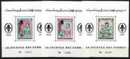 AFGHANISTAN, Yv Bk 45/7, ** MNH, VF/XF, Cat. € 8,00 - Afghanistan