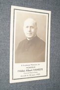Pont-a-Celles,Mr. L'abbé Albert Vaneste,curé De Pont-a-Celles,mort En 1939 - Obituary Notices