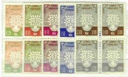 PARAGUAY, Yv 576/80, ** MNH, VF/XF, Cat. € 12,00 - Paraguay