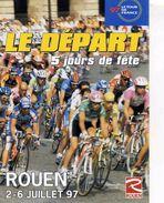 SPORTS /  CYCLISME   /   L 60   /   ROUEN 1997    CPM / CPSM  10 X 15 - Cyclisme