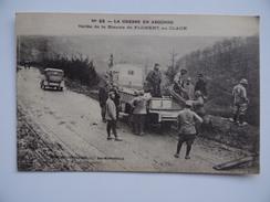 51 SAINT FLORENT Au CLAON Ou En ARGONNE Vallée De La BIESME Guerre De 1914 1918 Poilus Infanterie Militaire Camion - France