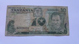 TANZANIA 10 SHILINGI 1978 - Tanzania