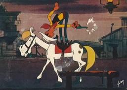 7061.   Lucky Luke Et Ses Compagnons - Stripverhalen