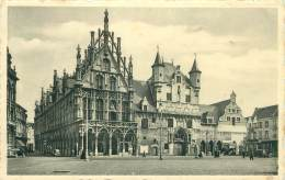 MECHELEN - Stadhuis En Oude Lakenhallen - Mechelen