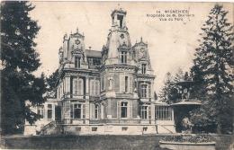 ---- 59  ----  Wignehies Vue Du Parc  TB Voyagé - Francia
