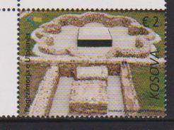 KOSOVO, 2017, MNH, ARCHAEOLOGY, ULPIANA BAPTISTRY, 1v - Archaeology