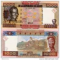 GUINEA      1000 Francs      P-40      2006      UNC - Guinea