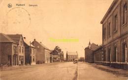 CPA  HAMONT  STATIEPLEIN - Hamont-Achel