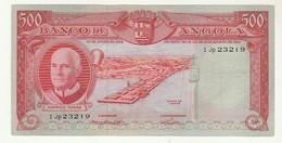 Portugal Angola 500 Escudos 1962 - Portugal
