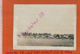 GUERRE 14-18  Alignement Nieuport Terrain De Bar-le-Duc - Béhonne  - SEPT 2017 - Krieg, Militär