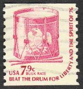 United States - Scott #1615 Used (2) - Coils & Coil Singles