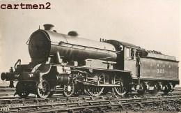 CARTE PHOTO : ENGLAND LNER RAILWAYS LOCOMOTIVE TRAIN GARE LOKOMOTIVE CHEMIN DE FER STATION ESTACION LOCOMOTORA TRENO - Unclassified