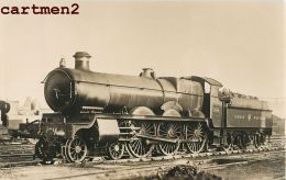 CARTE PHOTO RAILWAYS LOCOMOTIVE TRAIN GARE LOKOMOTIVE CHEMIN DE FER STATION ESTACION LOCOMOTORA BAHNHOF TRENO - Trains