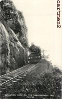 CARTE PHOTO SRI-LANKA KADUGANNAWA PASS. CEYLON CEYLAN INDE INDIA RAILWAYS LOCOMOTIVE TRAIN GARE LOKOMOTIVE STATION - Sri Lanka (Ceylon)