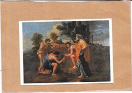 Nicolas POUSSIN  1594-1665  - Les Bergers D'Arcadie - Musée Du Louvre PARIS  - BERG1 - - Paintings