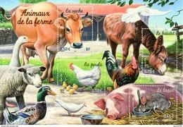France.bloc No 69 De 2004.animaux De La Ferme.n**. - Mint/Hinged