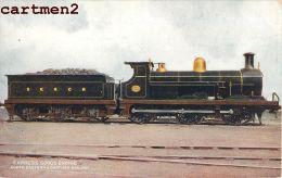 EXPRESS GOODS ENGINE CHATHAM RAILWAY TRAIN LOCOMOTIVE ZUG BAHNHOF LOKOMOTIVE STATION ESTACION TREN LOCOMOTORA - Trains
