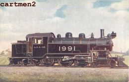 CANADIAN PACIFIC RAILWAY CANADA TANK TRAIN LOCOMOTIVE ZUG BAHNHOF LOKOMOTIVE STATION ESTACION TREN LOCOMOTORA - Trains