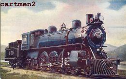CANADIAN PACIFIC RAILWAY CANADA TRAIN LOCOMOTIVE ZUG BAHNHOF LOKOMOTIVE STATION ESTACION TREN LOCOMOTORA - Trains